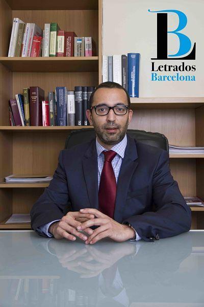 Alex Tarroja, abogado especialista en derecho administrativo.